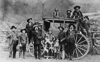 Buffalo Bill Cody's Wild West Troupe